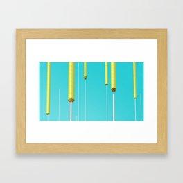 Perpetual Motion Framed Art Print