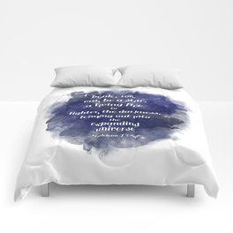 Expanding Universe Comforters