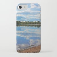 mirror iPhone & iPod Cases featuring Mirror by NaturallyJess