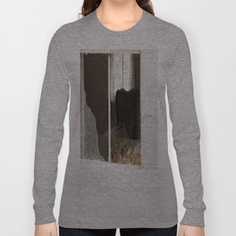 The Abandoned Chair Long Sleeve T-shirt