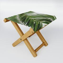 Palm Leaf III Folding Stool
