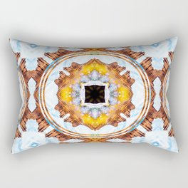 Desert Bloomin Rectangular Pillow