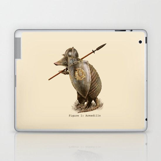 Armadillo (option) Laptop & iPad Skin