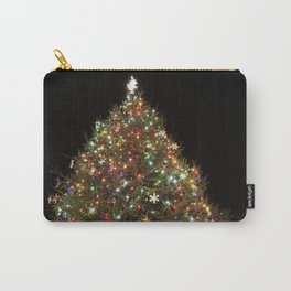 Rockport's Christmas tree Carry-All Pouch