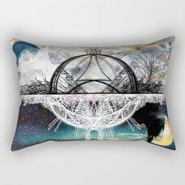 TwoWorldsofDesign Rectangular Pillow