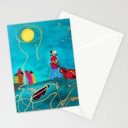 Peintre 1 Stationery Cards
