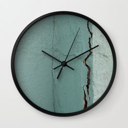 Ambient Power (with a touch of Texture) Wall Clock