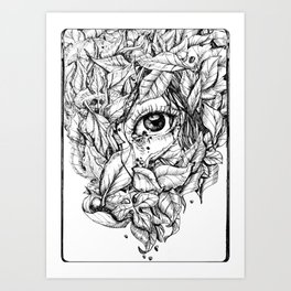 Shallow II Art Print