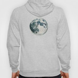 Moon Portrait 3 Hoody
