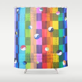 HH 14 a ii Shower Curtain