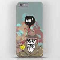 NO! Rorschach iPhone 6 Plus Slim Case