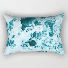 Wild sea Rectangular Pillow