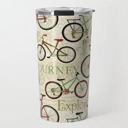 Bicycle Journey Travel Mug