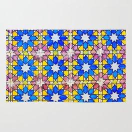 Azulejos - Portuguese tiles Rug