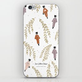 Kinosaki Girls iPhone Skin