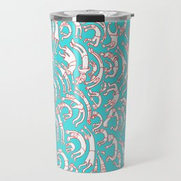 Jumping and flying Travel Mug