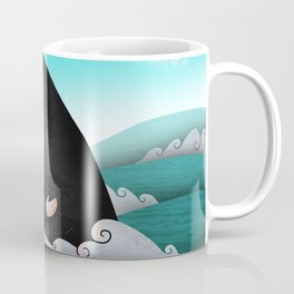 Feeling of freedom Coffee Mug