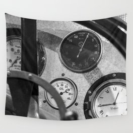 Vintage Car 6 Wall Tapestry