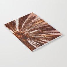Pink palm Notebook