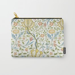 William Morris Flora Carry-All Pouch