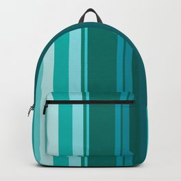 Stripes in colour 13 Backpack