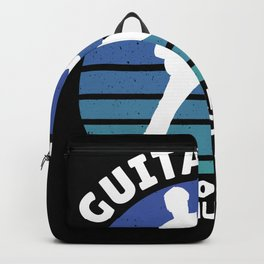 Guitar dad Backpack
