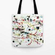 And hats. Hats, hats, hats for career girls. Tote Bag