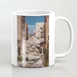 Elizabeth Street Garden IV Coffee Mug