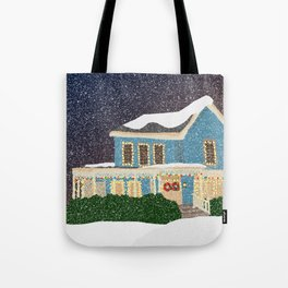 Gilmore girls house Tote Bag
