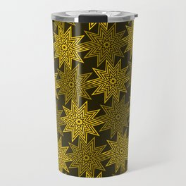 Op Art 82 Travel Mug