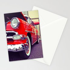 Classic red Stationery Cards