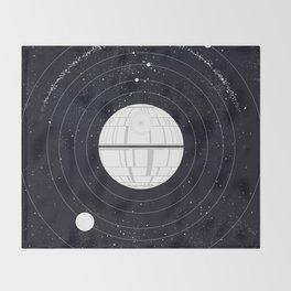 Phonetic Star Throw Blanket