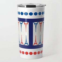 Backgammon – it's a GAME Travel Mug