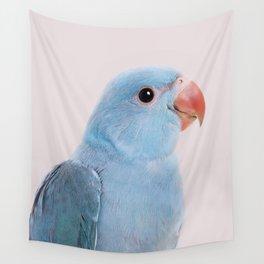 Blue Bird Wall Tapestry