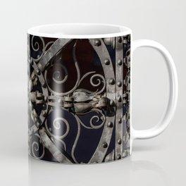 Pretty ornamented gate Coffee Mug