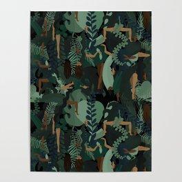 Jungle Bodies Poster