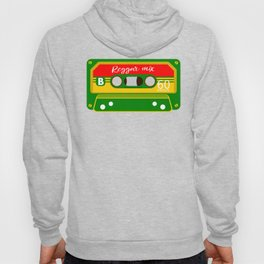 REGGAE MIX TAPE Hoody