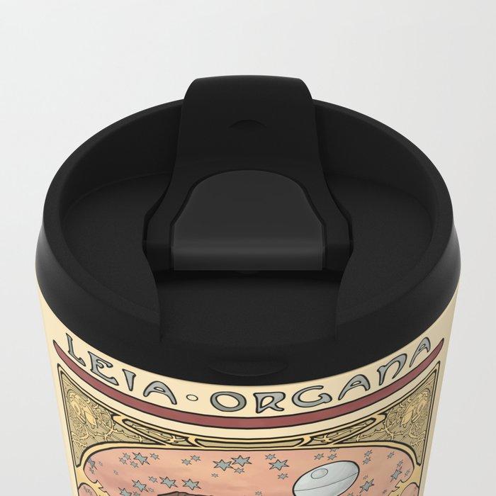 La Dauphine Aux Alderaan Metal Travel Mug