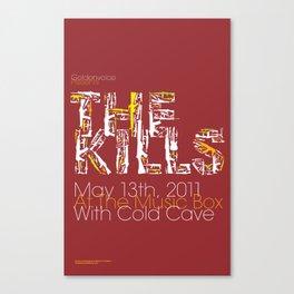 The Kills Canvas Print