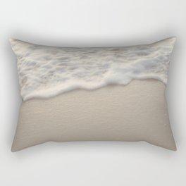 la ola Rectangular Pillow