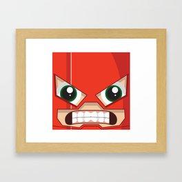 Juggernaut Baby Framed Art Print