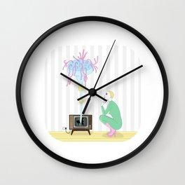 Electroflor Wall Clock