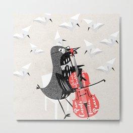 Pau Casals - Cant dels ocells Metal Print