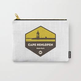 Cape Henlopen State Park Carry-All Pouch