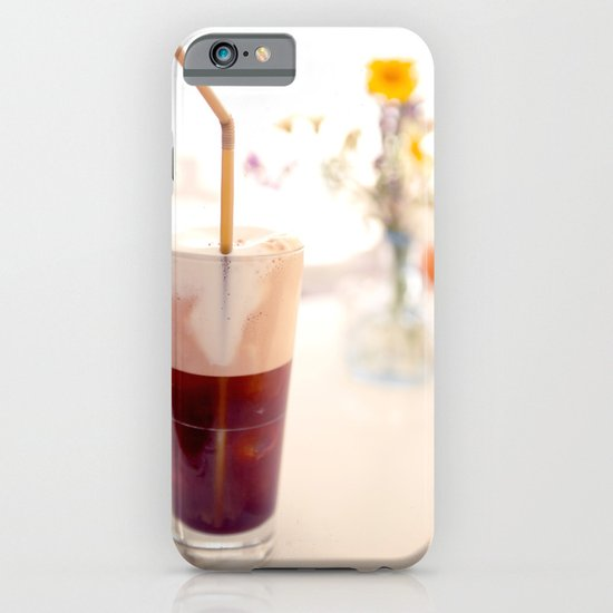 Time for Coffee iPhone & iPod Case