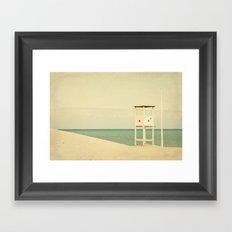 Dunas  Framed Art Print