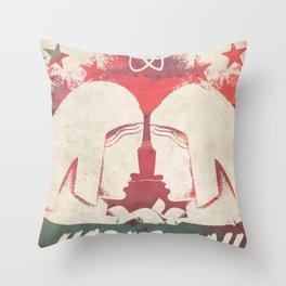 VORUS HOI Throw Pillow