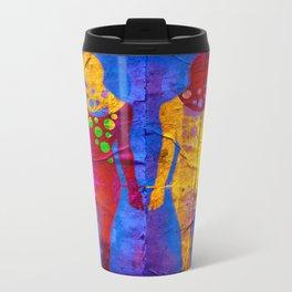 Body Language 58 Metal Travel Mug