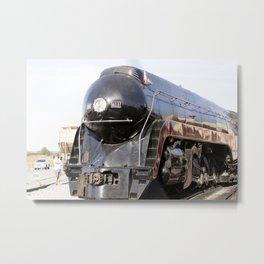 Strasburg Railroad Series 6 Metal Print