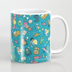 Dungeons & Patterns Mug